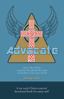 Advocate staff devotional book (2013)