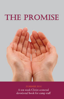 The Promise staff devotional book (2014)