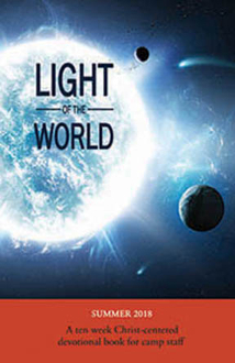 Light of the World staff devotional book (2018)