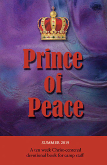 Prince of Peace staff devotional book (2019)