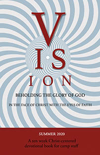 Vision staff devotional book (2020)